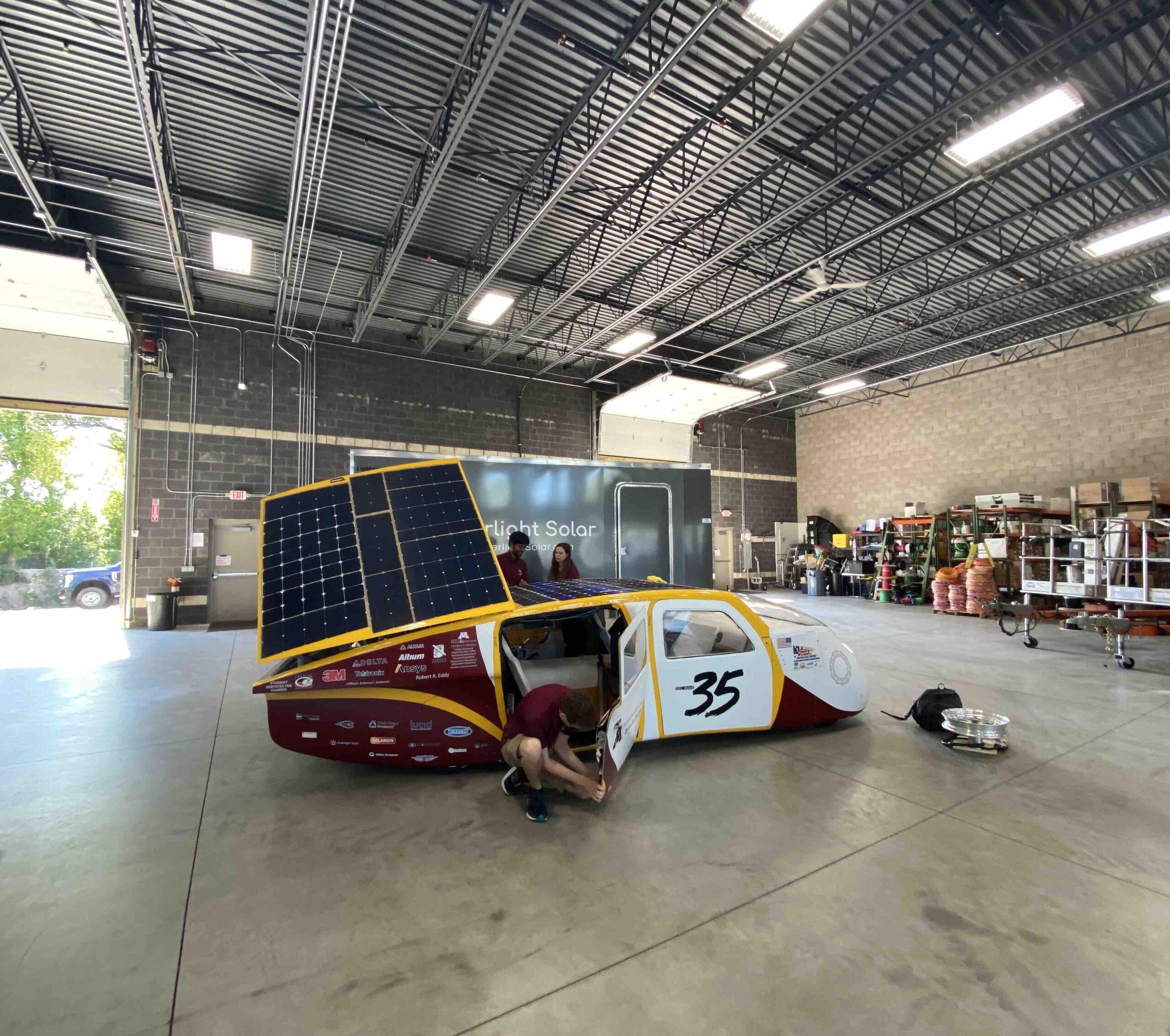 Solar Car | ICYMI